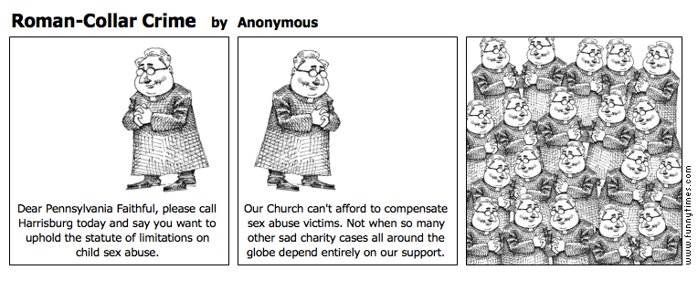 Roman-Collar Crime by Anonymous