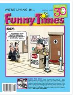 Funny Times June 2016 Issue