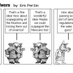 Partisan Problem Solvers