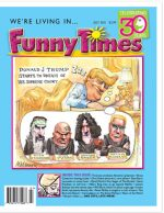 Funny Times July 2016 Issue