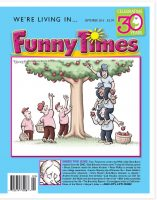 Funny Times September 2016 Issue