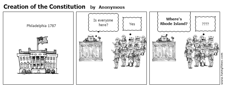 Creation of the Constitution by Anonymous