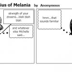 The Genius of Melania