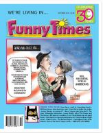Funny Times October 2016 Issue