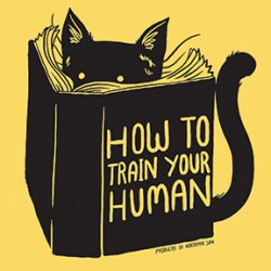 Train Your Human T-Shirt