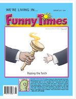 Funny Times January 2017 Issue