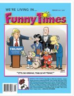 Funny Times February 2017 Issue