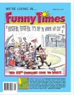 Funny Times March 2017 Issue