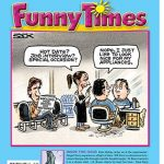 Funny Times May 2017 Issue