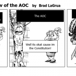 The Weak central gov of the AOC