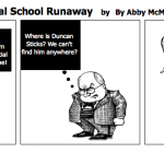 Death of a Residential School Runaway