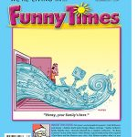 Funny Times December 2017 Issue