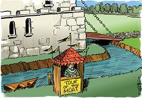 February 2018 Featured Cartoon