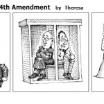 Plessy v Ferguson, 14th Amendment