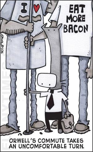Cartoon of the Week for February 7, 2018