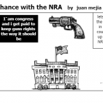 Office dont stand a chance with the NRA