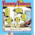 Funny Times April 2018 Issue