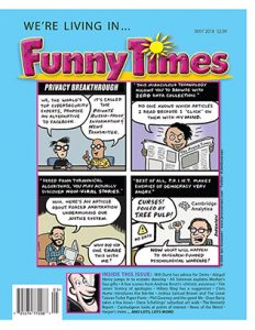 Funny Times May 2018 Issue