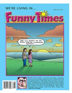 Funny Times June 2018 Issue