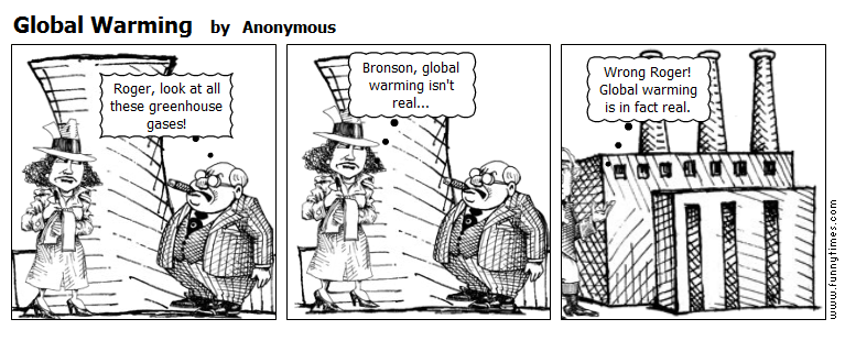 Global Warming by Anonymous