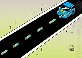 July 2018 Featured Cartoon