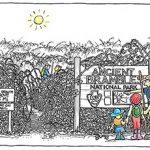 September 2018 Featured Cartoon