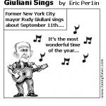 Giuliani Sings