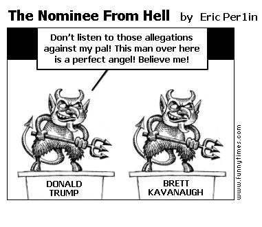 The Nominee From Hell by Eric Per1in