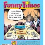 Funny Times November 2018 Issue