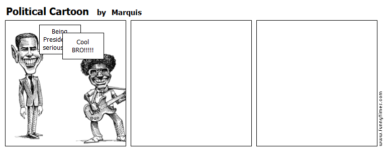 Political Cartoon by Marquis