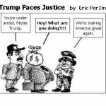 Trump Faces Justice
