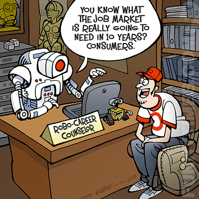 Cartoon of the Week for December 12, 2018