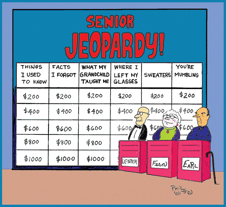 Image result for jeopardy cartoons