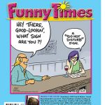 Funny Times February 2019 Issue