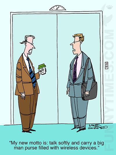 Cartoon of the Week for February 6, 2019