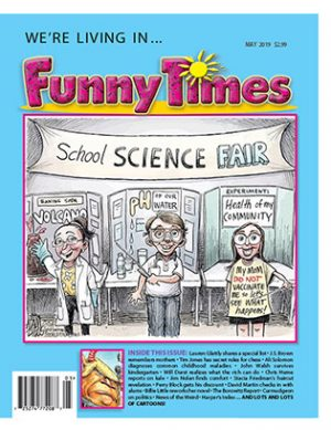 Funny Times May 2019 Issue