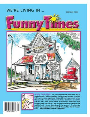 Funny Times June 2019 Issue