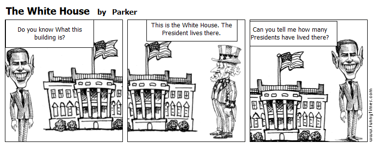 The White House by Parker