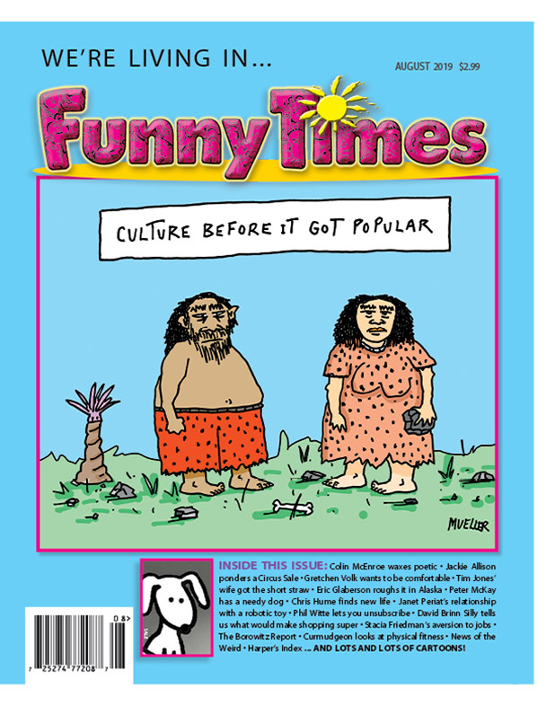The Funny Times The Cartoon Amp Humor Newspaper