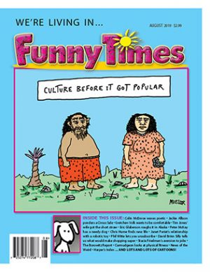 Funny Times August 2019 Issue