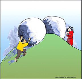 September 2019 Featured Cartoon