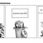 French cartoon
