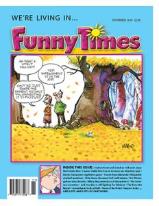 Funny Times November 2019 Issue