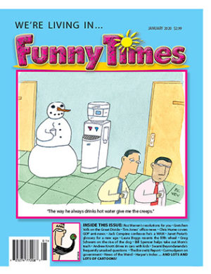 Funny Times January 2020 Issue