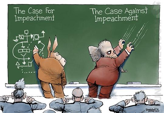 Bramhall Impeachment Strategy