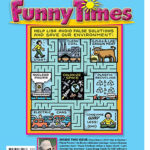 Funny Times February 2020 Issue