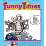 Funny Times March 2020 Issue