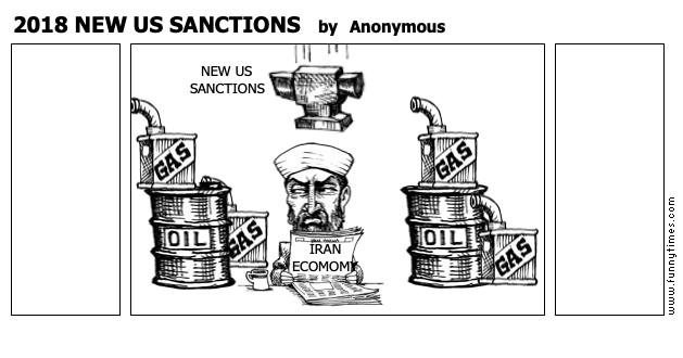 2018 NEW US SANCTIONS