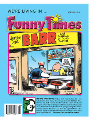 Funny Times April 2020 Issue