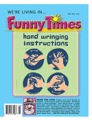 Funny Times May 2020 Issue